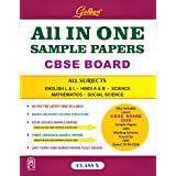 Golden All In One Sample Papers for Class X CBSE BOARD 2020 (LIMITED EDITION)
