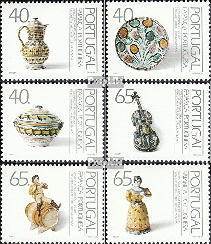 Prophila Collection Portugal 1895-1900 (kompl.Ausg.) 1992 Fayencen (Briefmarken für Sammler)