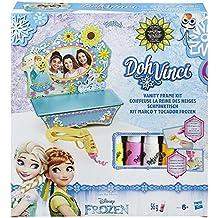 DohVinci - Kit marco y tocador Frozen (Hasbro B5512EU4)