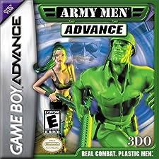 GameBoy Advance - Army Men Advance