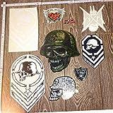 Metal Mulisha Metal MULLISHA Stickerset 9er Pack