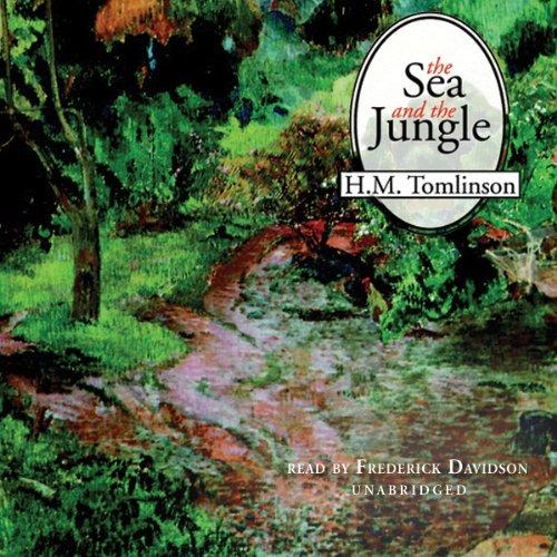 The Sea and the Jungle  Audiolibri