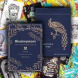 Mazzo di Carte Masterpieces Playing Cards - Mazzi di Carte da Gioco - Giochi di Magia