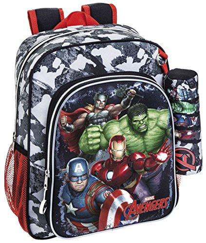 Safta Mochila Escolar Junior Avengers 'Gallery Edition'...