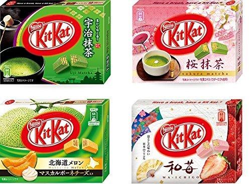 tonosama-candy-selection-kit-kat-mixed-12-pcs-4-flavors