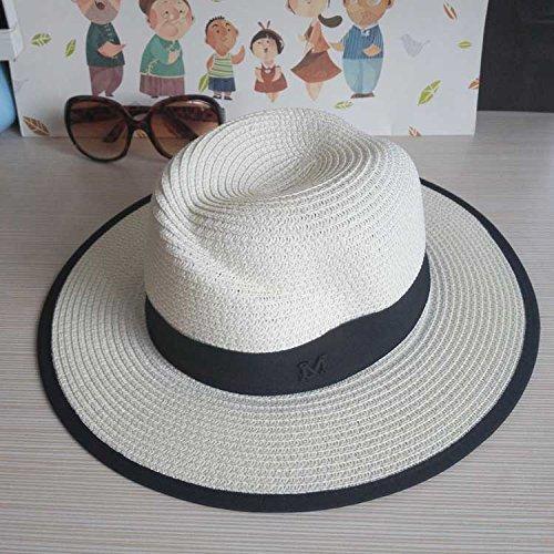 primavera-estate-scrivi-il-colore-cappello-di-paglia-stetson-hat-ombrellone-piccolo-regalo-femmina-t
