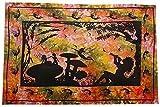 Sarong – Chiffon Tentures Murales Tissu De Batik Serviette De Plage Pays Des Merveilles