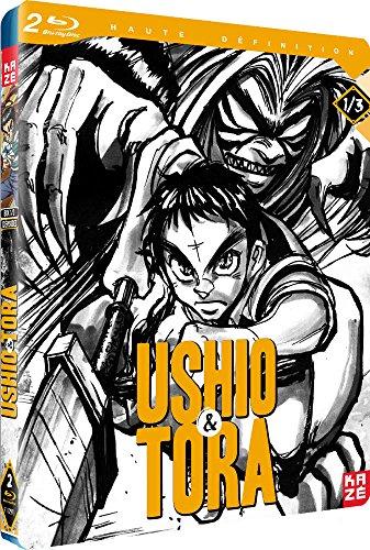 Ushio & Tora – Box 1/3 – 2 BR [Blu-ray]