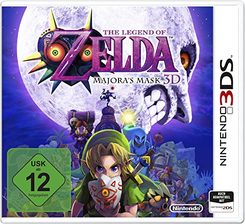 The Legend of Zelda: Majora's Mask 3DS (Majora Ds)