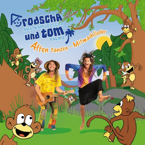 Affen tanzen (Mitmachlieder)