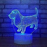 La lampada creativa visiva 3D è una luce innovativa nell'atmosfera artistica:   La piastra guida ottica ottica in acrilico è incisa con una varietà di grafica 2D, offrendo un impatto visivo 3D.   Sorgente luminosa a LED, controllo di processo SCM di ...