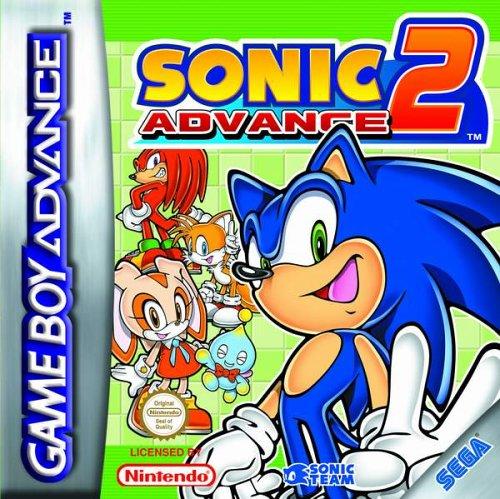 Sonic Advance 2