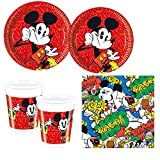 Procos 10118237Fiesta de Mickey Mouse Super Cool