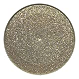 Glimmer Glitter Silber Gold 250ml addittivo für Acrylfarbe und Deko auf Wasser-Effekt Glanz Oberflächen