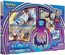 Pokemon TCG Alola Collection Lunala VERSION INGLESA