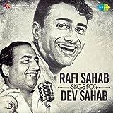 Rafi Sahab Sings for Dev Sahab