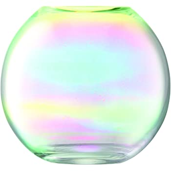 Lsa International Pearl Vase Mother Of Pearl 16 Cm High Amazon