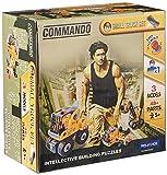 #4: Commando Build N Play Truck Set, Multi Color