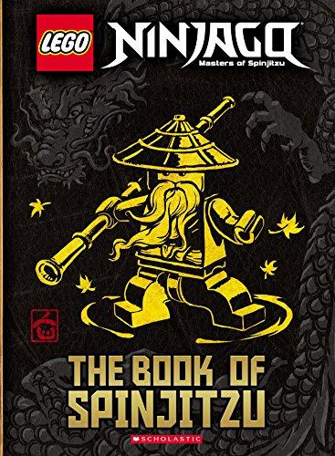 Book of Spinjitzu (LEGO NINJAGO) (English Edition)