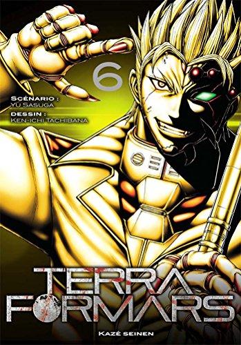 Terra Formars Vol.6