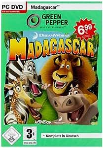 Madagascar [Green Pepper]