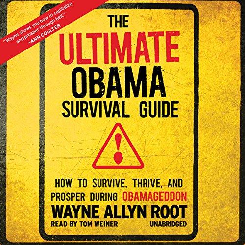 The Ultimate Obama Survival Guide  Audiolibri