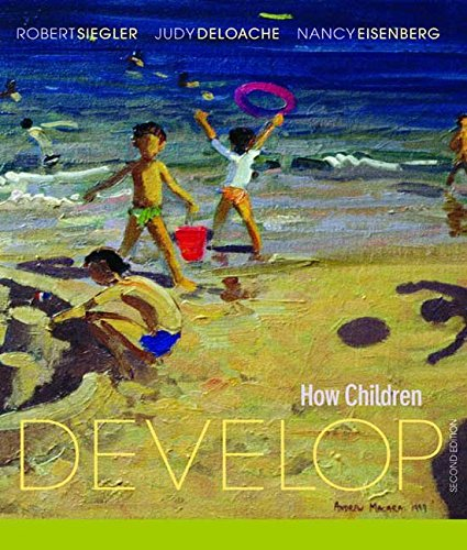 [(How Children Develop)] [By (author) Robert S. Siegler ] published on (February, 2006)