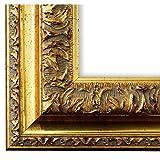 Online Galerie Bingold Bilderrahmen Rom Gold 6,5 - LR - 40 x 60 cm - wählen Sie aus über 500 Varianten - Alle Größen - Landhaus, Antik, Barock - Fotorahmen Urkundenrahmen Posterrahmen