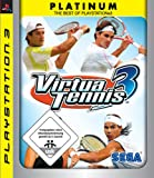 Virtua Tennis 3 [Platinum]