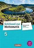 Schlüssel zur Mathematik - Differenzierende Ausgabe Rheinland-Pfalz: 5. Schuljahr - Schülerbuch - Reinhold Koullen