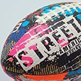Optimum Unisex Street American Football, Multicoloured, Mini