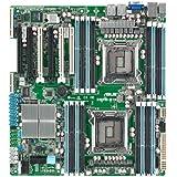 Asus Z9PE-D16/2L Serverboard 2x Socket 2011 (Intel Xeon processor E5-2600, Intel C602-A PCH, 16-Slot, 4-channel per CPU, 8 DIMM per CPU)