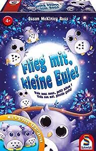 Schmidt Spiele 40540 - Flieg mit, kleine Eule! - Kinderspiel