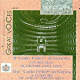 Carlo Felice in Genoa Vol.5 [Import anglais]