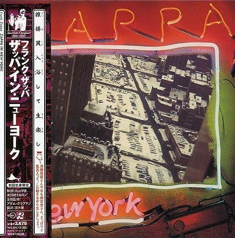 Zappa In New York - Zappa in New York [Import