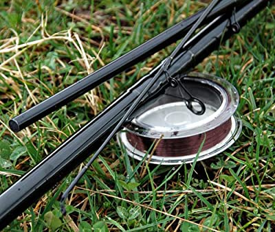Bison 12' 3 Sec. Light Commercial Pellet Waggler Match Coarse Fishing Rod by BISON
