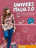 UniversItalia 2.0 A1/A2: Italienisch für Studierende / Kursbuch + Arbeitsbuch + 2 Audio-CDs