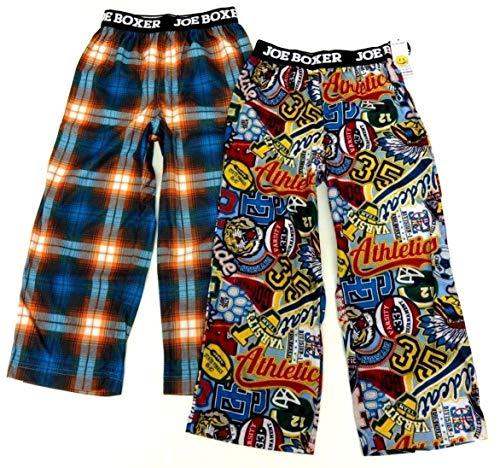 bab3c78b850109 Joe Boxer - Pantalón - para niño Bunt Orange 110 116 cm