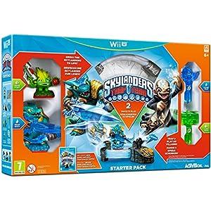 Skylanders Trap Team: Starter Pack (Nintendo Wii U) [UK IMPORT]