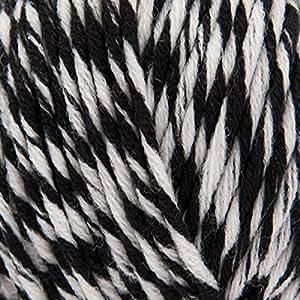 Rico Design - Pelote de laine à tricoter ESSENTIALS BIG DUO - Rico Design - Noir 08
