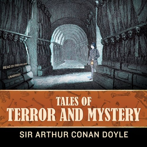Tales of Terror and Mystery  Audiolibri