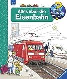 Wieso? Weshalb? Warum? 8: Alles über die Eisenbahn von Mennen. Patricia (1999) Gebundene Ausgabe