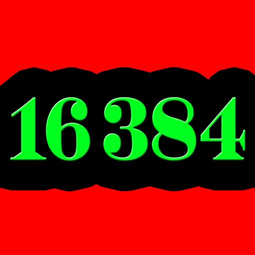 16 384 - der Vater von 2048
