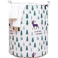 Grande Panier à Linge Sale Pliable Imperméable 48*42cm Organiser Paniers pour Vêtements Stockage de Jouets Household…