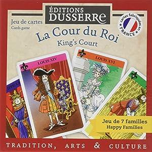 Editions Dusserre - Juego de Cartas, 2 o más Jugadores (f 14) Importado de Francia