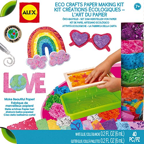 Alex Toys Eco Crafts Paper Making Kit