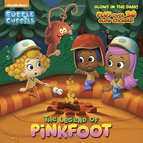 The Legend of Pinkfoot (Bubble Guppies) (Pictureback(R)) (Bubble Guppies Halloween)