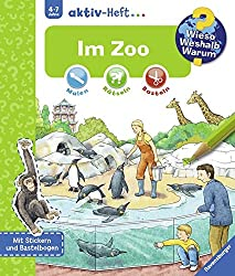 Im Zoo (Wieso? Weshalb? Warum? aktiv-Heft)