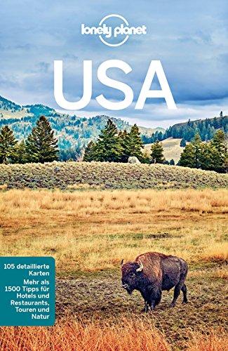 Lonely Planet Reiseführer USA: mit Downloads aller Karten (Lonely Planet Reiseführer E-Book)