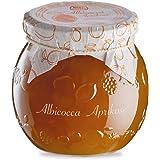 Menz&Gasser Edel Confettura Extra di Albicocche 55%, con Frutta di Alta Qualità, 1 Vaso x 620 g
